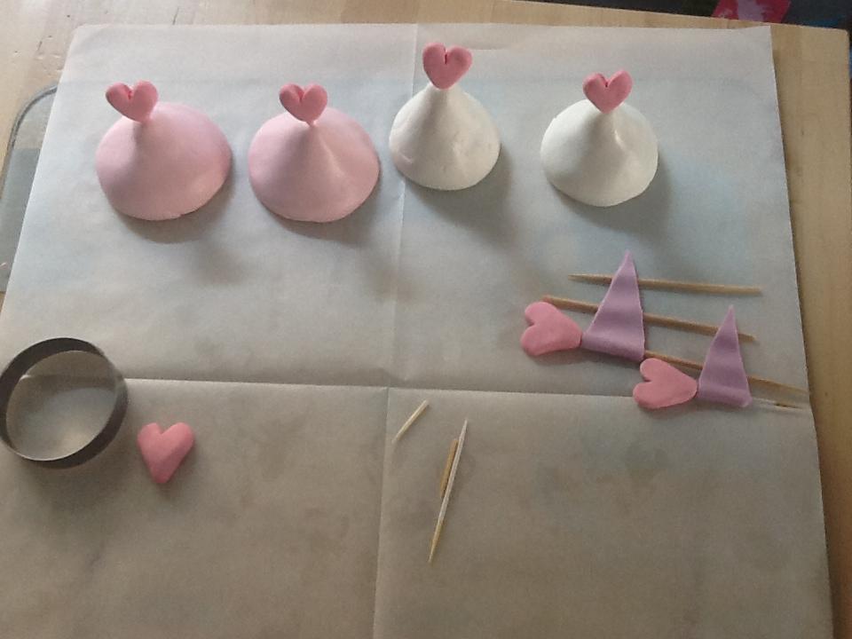 Making a Castle Cake Jerusalem Cake Design