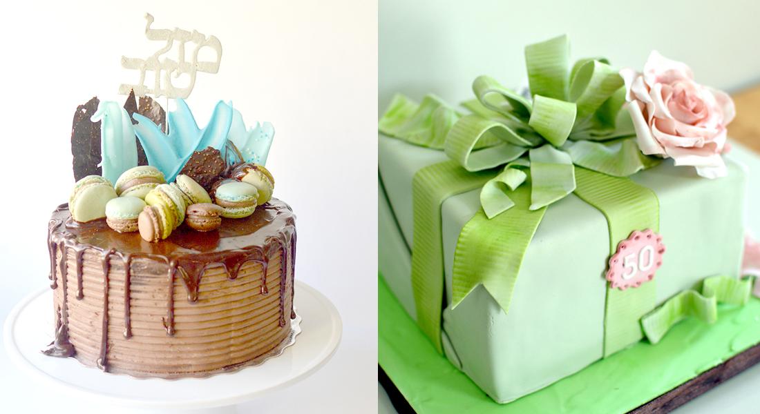 Order Birthday Cake In Jerusalem
